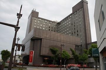 プラザ ana 宇部 クラウン ホテル